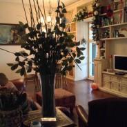 Via Scarlatti Vomero appartamento con terrazzino a livello