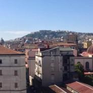 Via Arenaccia appartamento ultimo piano panorama città