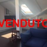 Appartamento mansardato rifinito centro storico