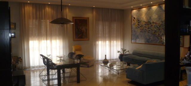 Vomero Via Caldieri appartamento 150 mq. oltre 30 mq. di balconate