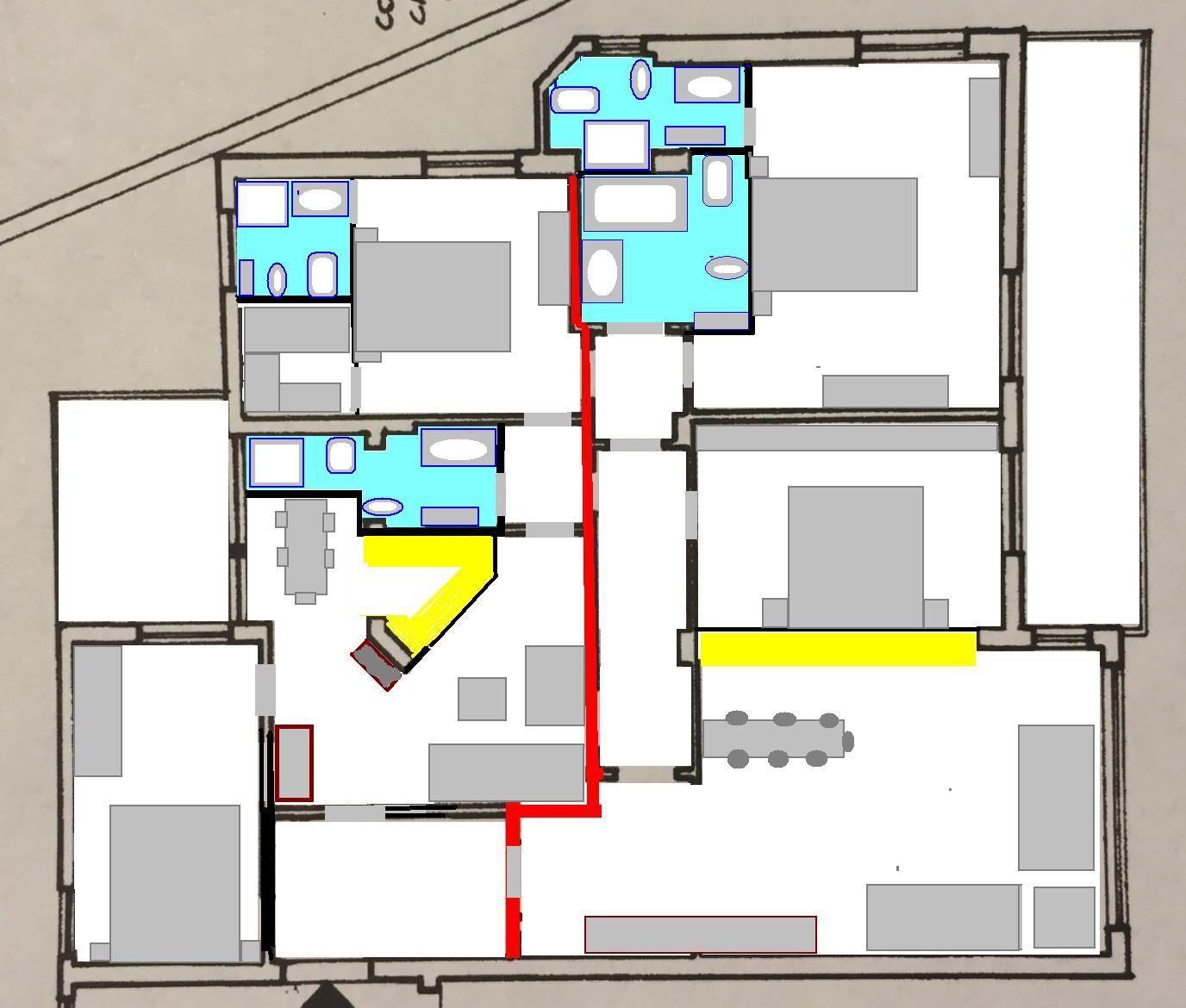 plan via belvedere progetto