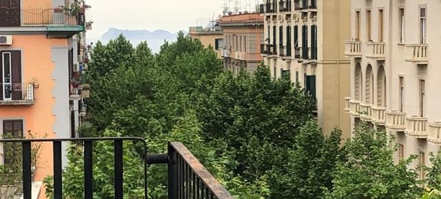 Vomero Via L. Giordano appartamento 235mq. doppio ingresso